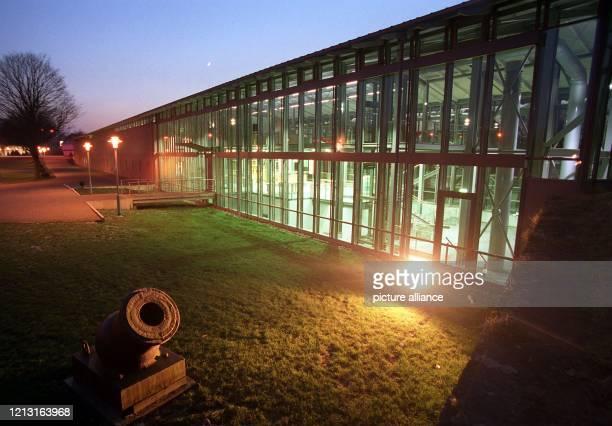 Das neue PreußenMuseum NordrheinWestfalen in Wesel aufg am Die Museumsräume entstanden in den ehemaligen preußischen Kasematten der ZitadellenKaserne...