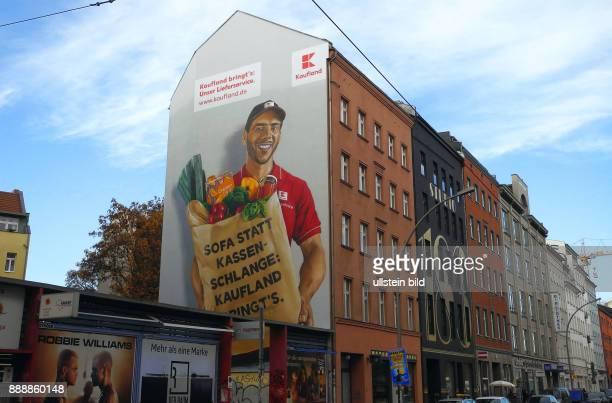 Das nichtkommerzielle Wohn und Kulturprojekt Brunnenstrasse 183 ist seit 2009 Geschichte Nach Raeumung und zweimaligem Verkauf ist hier Wohneigentum...