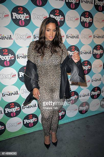 Dascha Polanco attends 5th Annual Festival People en Espanol at The Jacob K. Javits Convention Center on October 15, 2016 in New York City.