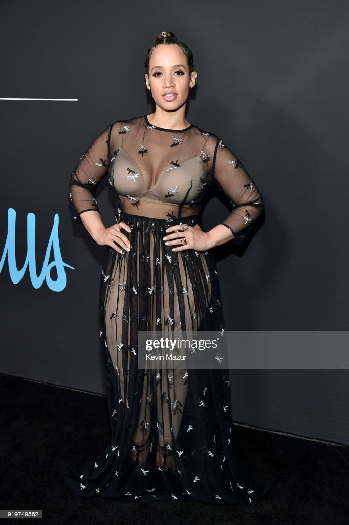 Dascha Polanco attends GQ's 2018 All-Stars Celebration at Nomad Hotel Los Angeles on February 17, 2018 in Los Angeles, California.