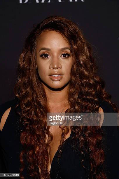 Dascha Polanco attends the 2016 Harper ICONS Party at The Plaza Hotel on September 9 2016 in New York City