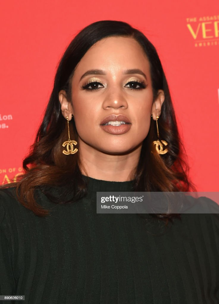 Dascha Polanco attends 'The Assassination Of Gianni Versace: American Crime Story' New York Screening at Metrograph on December 11, 2017 in New York City.