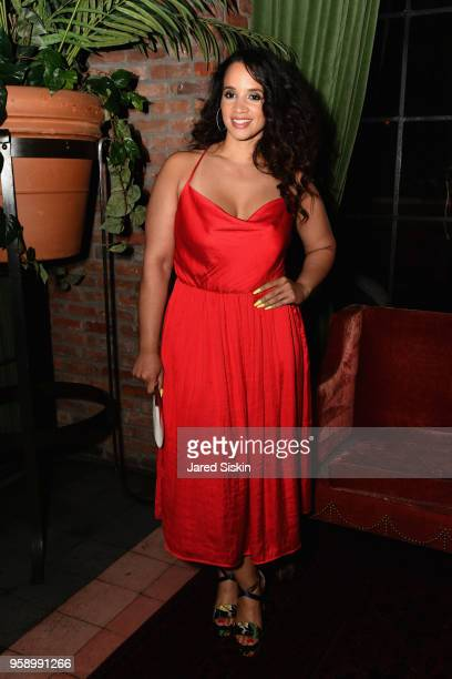 Dascha Polanco attends the Gersh Upfronts Party 2018 at The Bowery Hotel on May 15 2018 in New York City