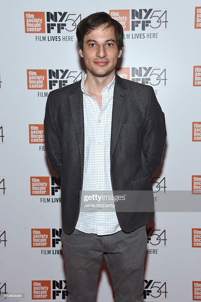 Dash Shaw attends the 54th New York Film Festival - 'My Entire High School' Premiere on October 10, 2016 in New York City.