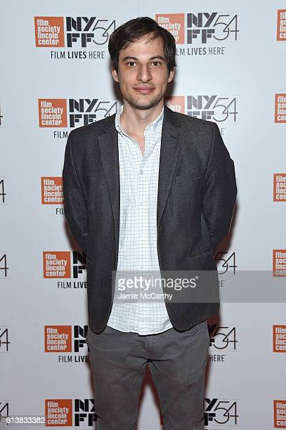 Dash Shaw attends the 54th New York Film Festival 'My Entire High School' Premiere on October 10 2016 in New York City
