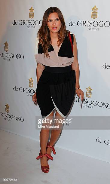 Dasha Zhukova attends the de Grisogono party at the Hotel Du Cap on May 18 2010 in Cap D'Antibes France