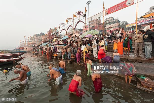 Dashaswmedh Ghat