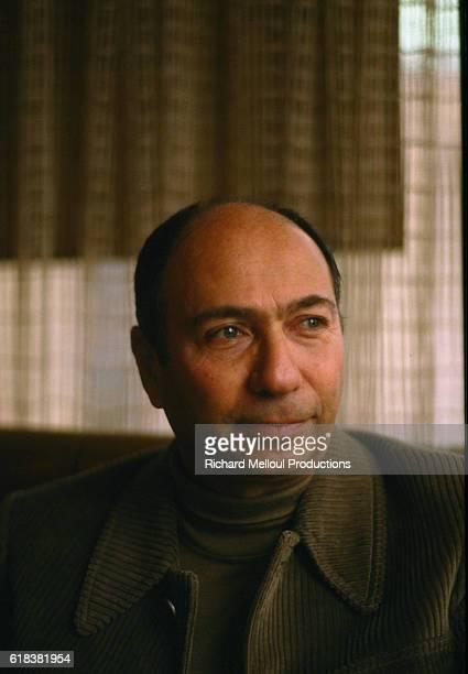 Dassault Aviation Executive Serge Dassault