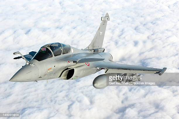 dassault rafale b of the french air force. - dassault rafale stock pictures, royalty-free photos & images