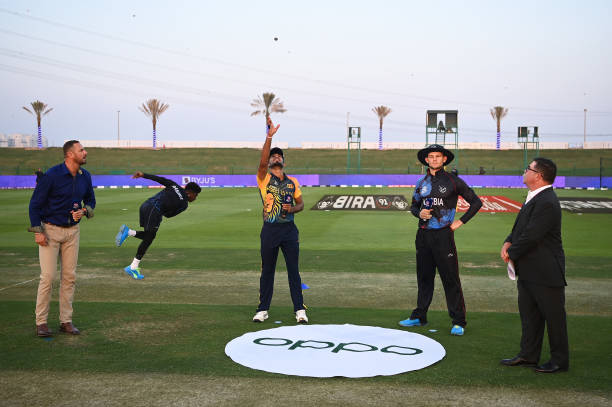ARE: Sri Lanka v Namibia - ICC Men's T20 World Cup 2021