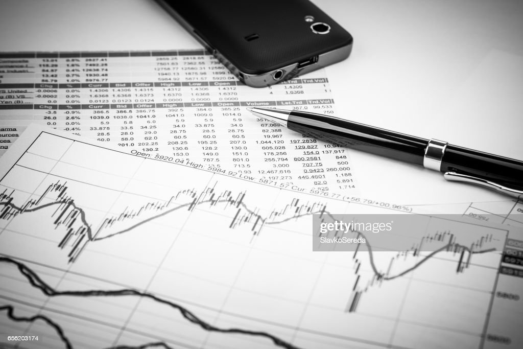 Data Yzing In Stock Market On The