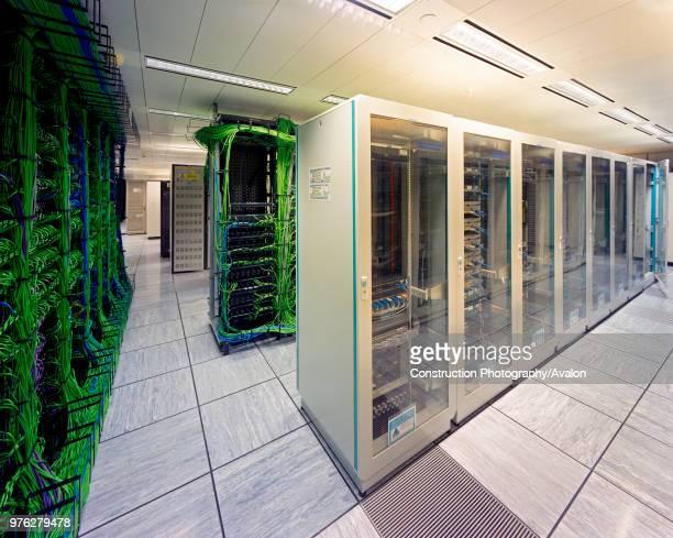 Data Centre control room