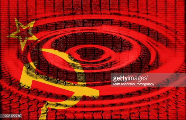 101010 data lines ripple with soviet flag - electoral college stock pictures, royalty-free photos & images