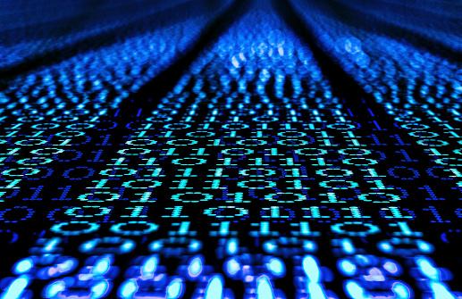 101010 Data Lines to Infinity - gettyimageskorea