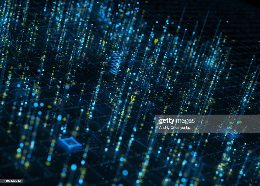Data : Stock Photo