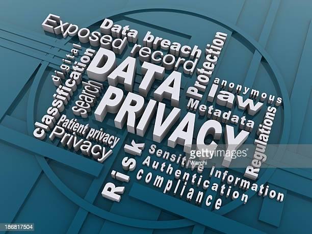 privacidade de dados - data privacy imagens e fotografias de stock