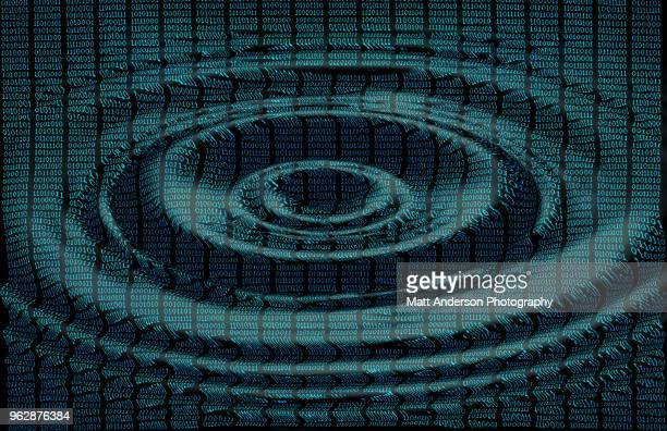 data ripple - fraud protection stock pictures, royalty-free photos & images
