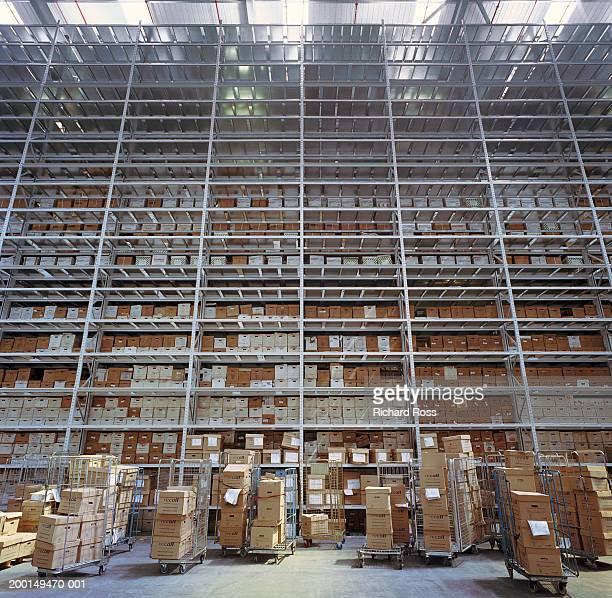 Data storage facility