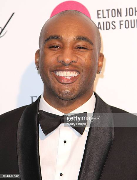 Datari Turner arrives at the 23rd Annual Elton John AIDS Foundation Academy Awards Viewing Party at The City of West Hollywood Park on February 22...