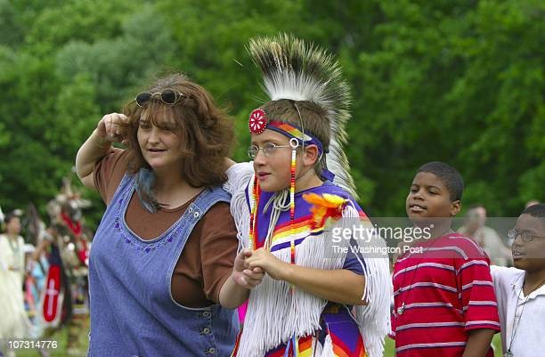 060306 Photographer Susan Biddle /TWP Neg#181041 Waldorf MD The 24th annual American Indian Festival and PowPow sponsored by the Cedarville Band of...