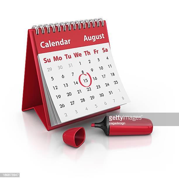 date in calendar
