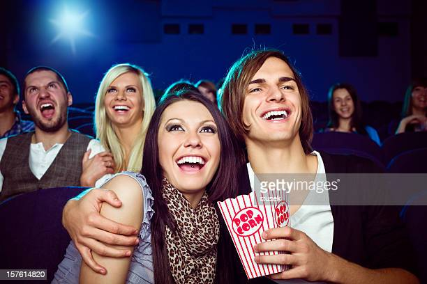 Date in movie theater