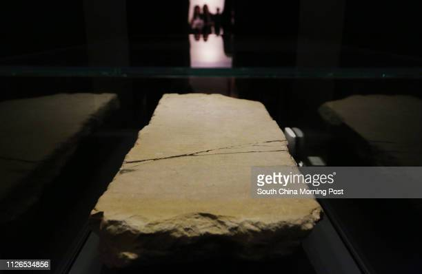 Dated around the first century BC the Gabriel Revelation Stone proclaims a vision on how God protected Jerusalem from attack with angels on chariots...