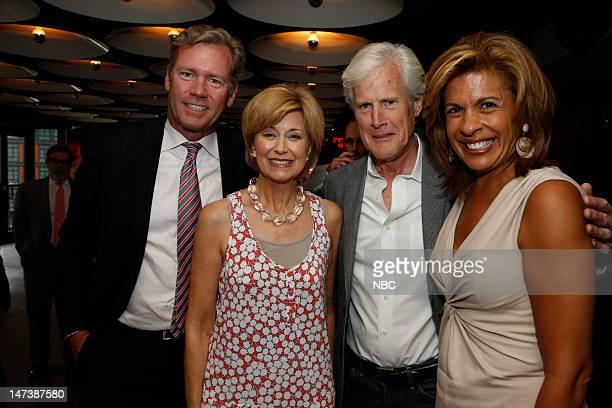 NBC NEWS EVENTS Dateline NBC 20th Anniversary Party Pictured Chris Hansen Jane Pauley Keith Morrison Hoda Kotb