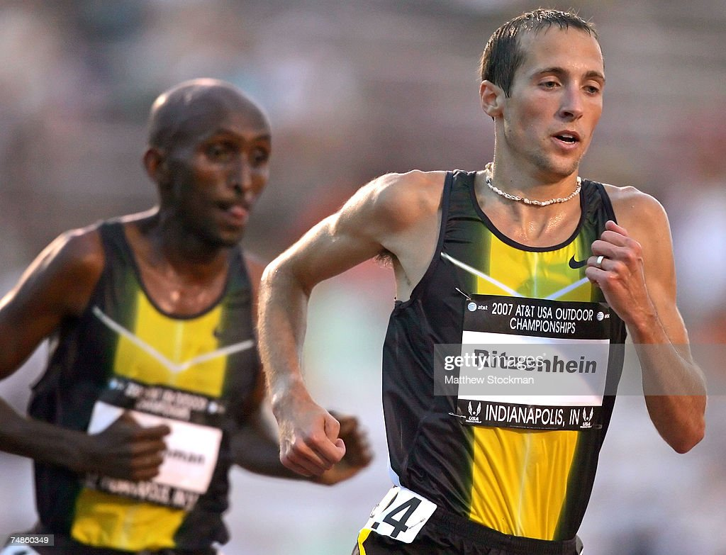 AT&T USA Outdoor Track And Field Championships - Day 1 : News Photo