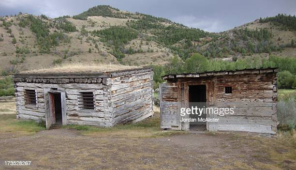 CONTENT] Dating back to at least 1863 these wooden jail cells were the very first jails built in the Montana Territory