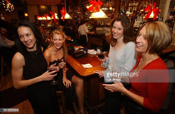 Dating In DenverFour eligible single female friends Amy Rubin Mary Kay Stewart Patty Galloway and Leah DiMarco share a drink and conversation with...