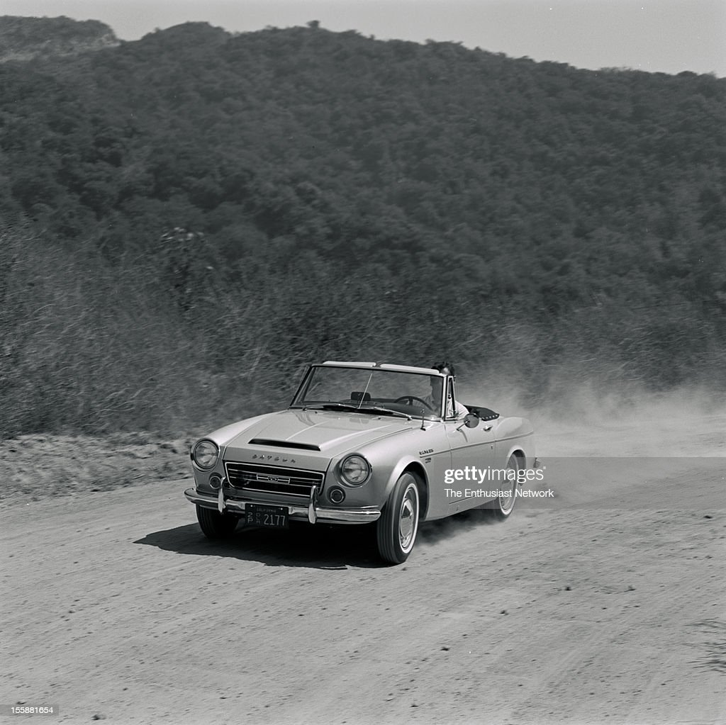 Datsun Roadster Pictures Getty Images - Low cost sports cars