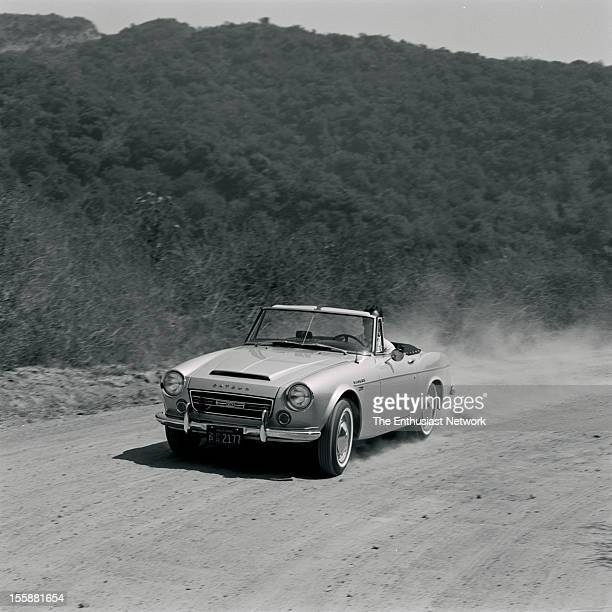 Datsun 2000 Roadster Having driven a significant wedge into the sales of Europeanbuilt lowcost sports cars with its 16 liter pushrodengined Datsun...