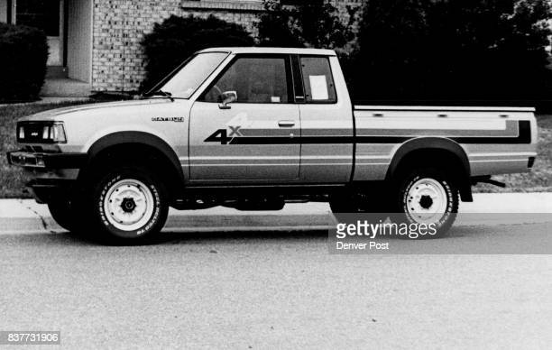 Datsun 4X4 Good performer The small truck is built tough for offroad duty Credit The Denver Post