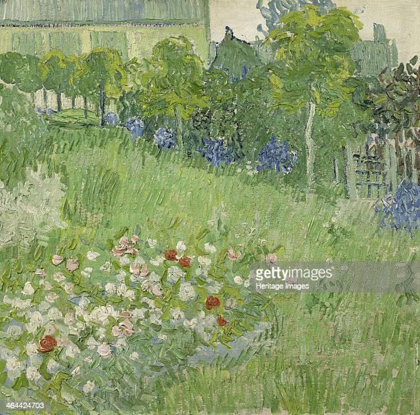 Daubigny's Garden 1890 Found in the collection of the Van Gogh Museum Amsterdam