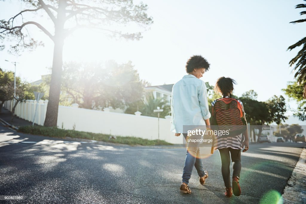 Daughter and mother bonding time : Stock Photo