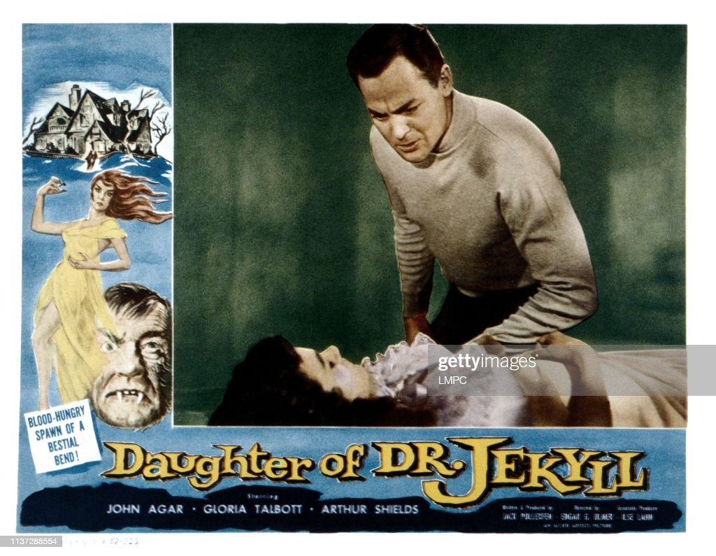 Daughter Of Dr. Jekyll : News Photo