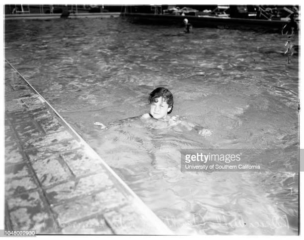 Daughter of Rita Hayworth July 6 1951 Rebecca Welles