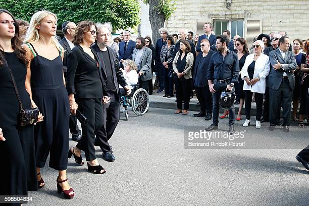 daughters of Nathalie Salome Burstein Lola Burstein daughter of Sonia Nathalie Rykiel her brother son of Sonia JeanPhilippe Rykiel CEO Dior Sidney...