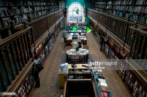 Daunt bookshop.