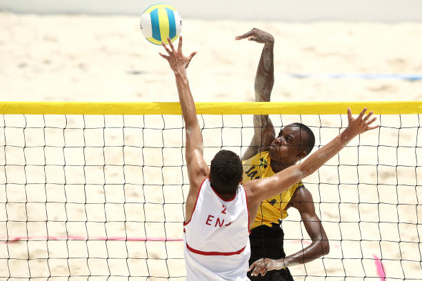 BHS: 2017 Youth Commonwealth Games - Beach Volleyball