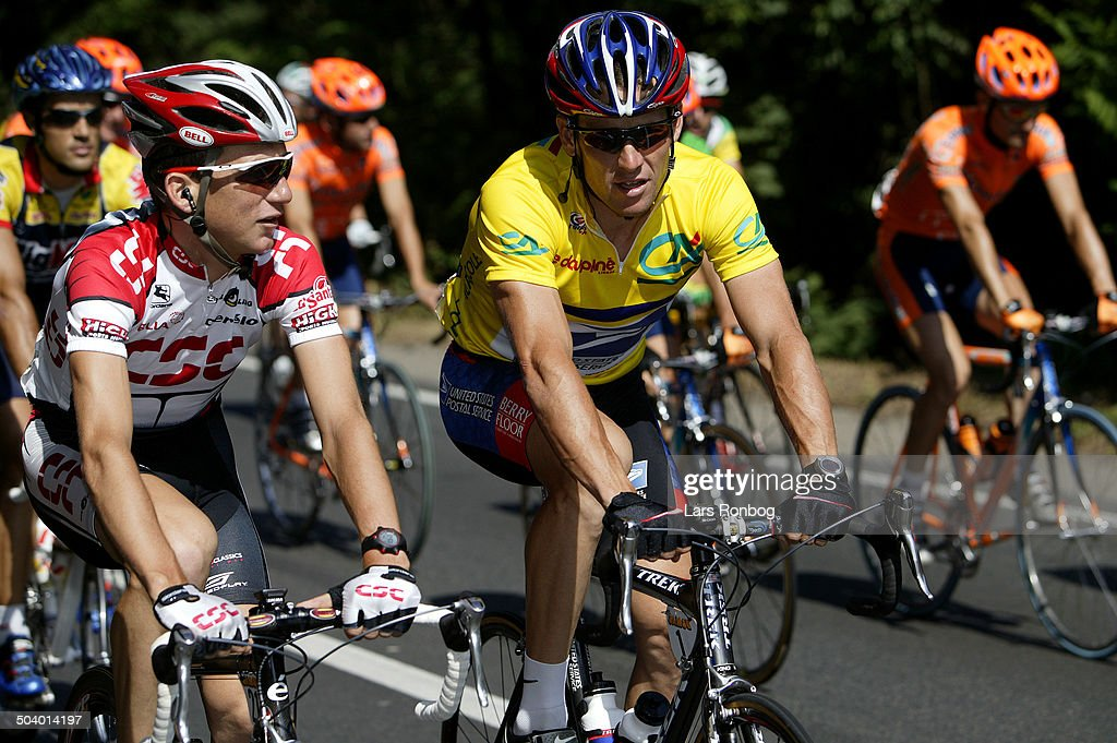 Le Dauphine Libere, stage 4 : ニュース写真