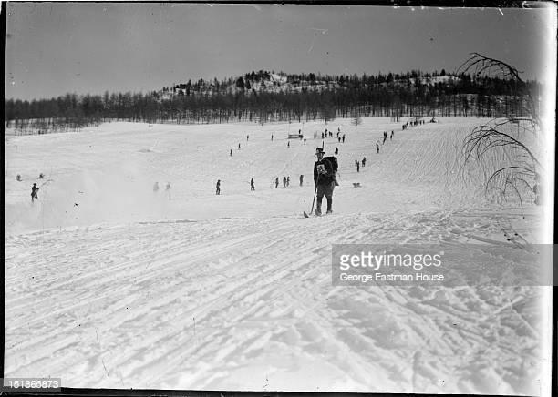 Dauphine Mont Genevie, between 1900 and 1919.