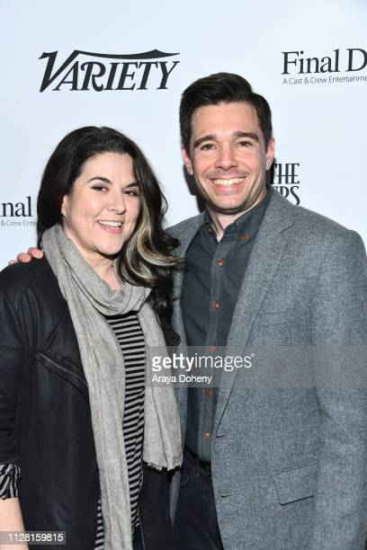 Dava Whisenant and Ozzy Inguanzo at Writers Guild Of America West's Beyond Words 2019 at Writers Guild Theater on February 07 2019 in Beverly Hills...