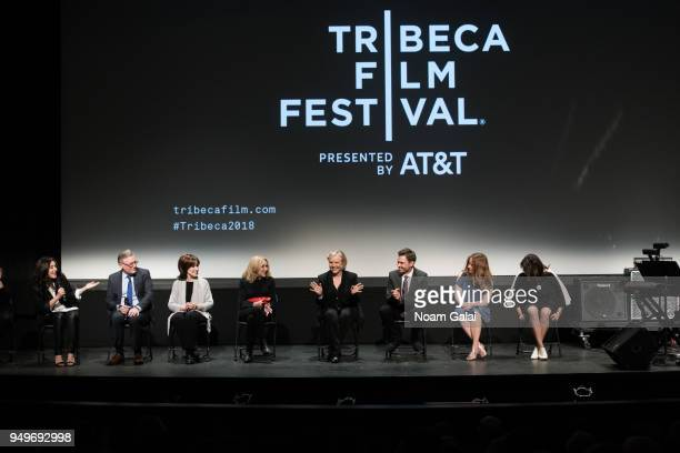 Dava Whisenant Steve Young Patt Stanton Gjonola Sandra Geller Susan Stroman Ozzy Inguanzo Amanda Spain and Susan Littenberg attend the Bathtubs Over...