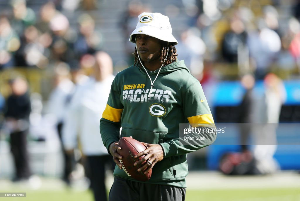 Oakland Raiders v Green Bay Packers : News Photo