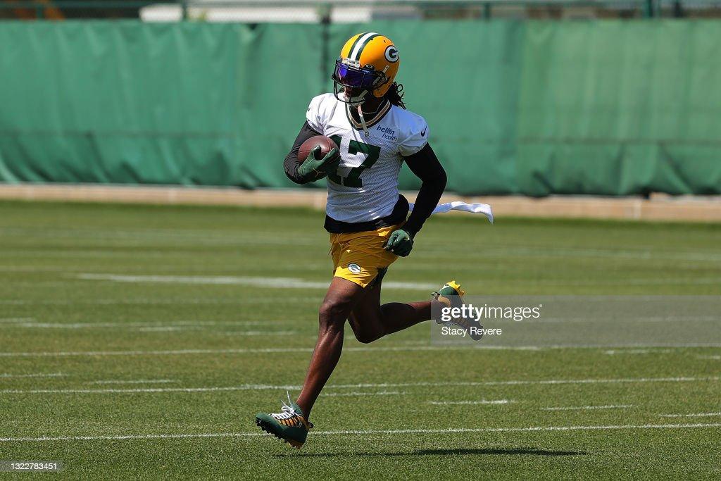 Green Bay Packers Mandatory Minicamp : News Photo