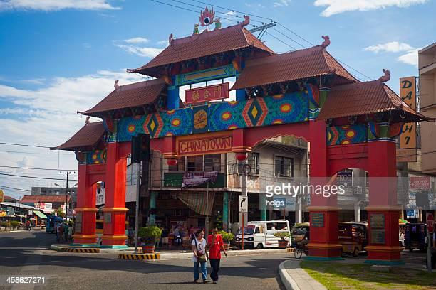 Davao, Philippines, Gates to Chinatown