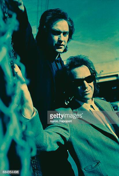 Dave and Ray Davies of The Kinks