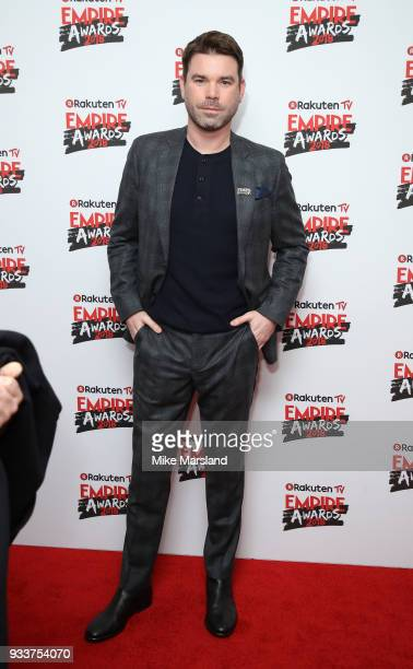 Dave Berry attends the Rakuten TV EMPIRE Awards 2018 at The Roundhouse on March 18 2018 in London England